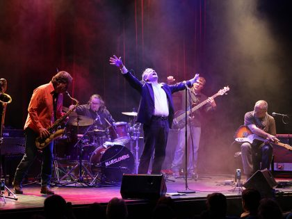 Konzert<br>Frankfurt City Blues Band