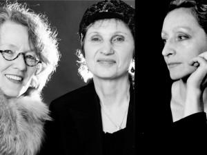 Lesung: Zeitgenossen. Haufenweise.<br>Anka Hirsch, Ursula Illert & Elvira Plenar