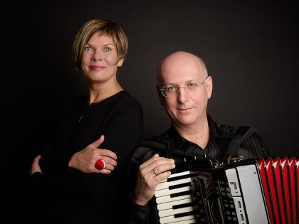 Eröffnungsfest Traces of Time<br>Chansons von Petra Bassus &#038; Alexandre Bytchkov