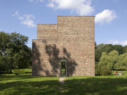 Kunstreise Niederrhein und Niederlande<br>Kunstsammlung in wilder Natur
