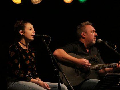 Eröffnungsfest Im Winde verweht<br>Musik von Tara &#038; Sten