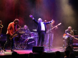 Konzert<br>Frankfurt City Blues Band