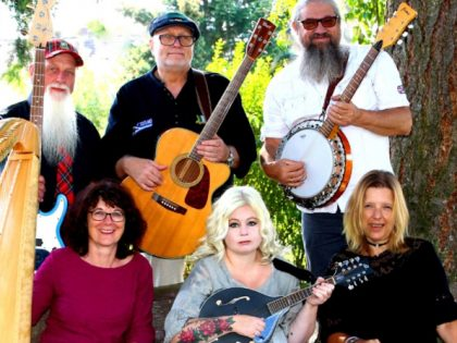 Konzert mit Irish & Scottish Folk<br>Grian Band