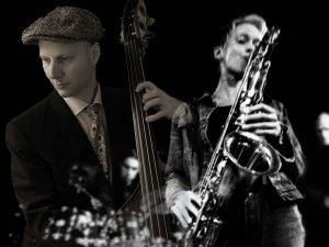 Eröffnungsfest Funny Games<br>Jazz von Corinna Danzer und Jonas Lohse