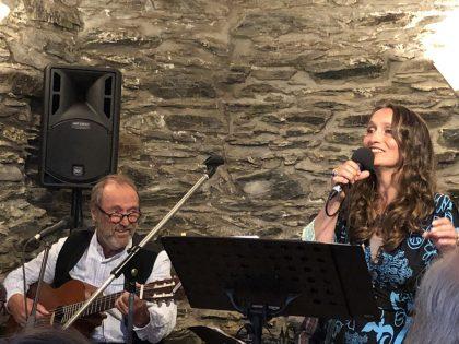 Der Gott der kleinen Webefehler<br>Eine musikalisch-literarische Reise ins New York der Mascha Kaléko mit Christina Eretier und Paul Pfeffer