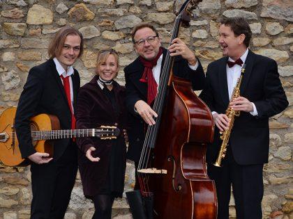 Eröffnungsfest Herbstsalon 2019<br>Chansons von Mme. Brell & die Filous