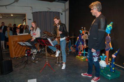 Jazz-, Rock- und Pop-Konzert<br>Be Jorise