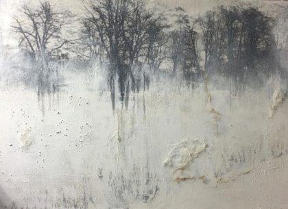 Abstrahierte Landschaften und Körper<br>Andrea Wolf und Dr. Achim Taubmann