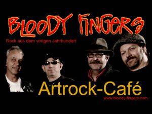 Bad Homburger Kulturnacht<br>Rockkonzert Bloody Fingers